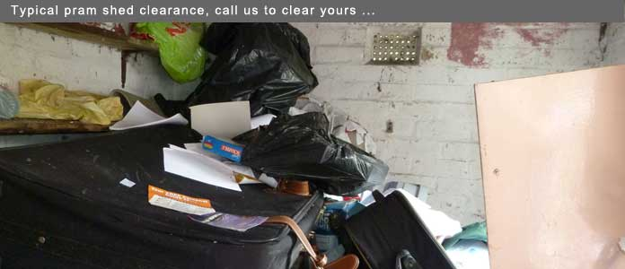 E Moore rubbish clearance