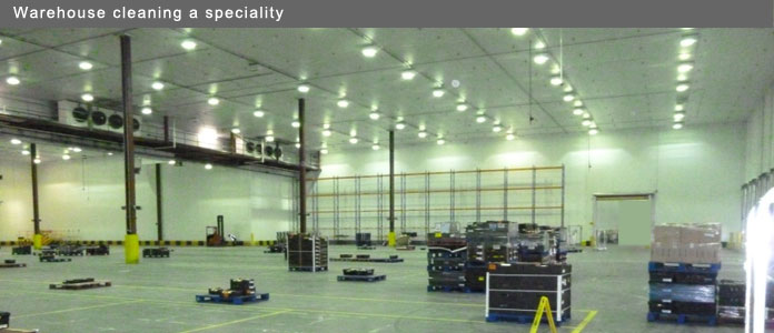 E Moore Industrial Cleaning